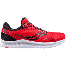 saucony Kinvara 11 Chaussures Homme, red/black
